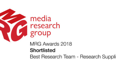 house51 shortlisted for MRG Research Team of the Year 2018
