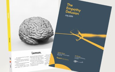 Lemon: more evidence on how analytical thinking and individualism are souring advertising