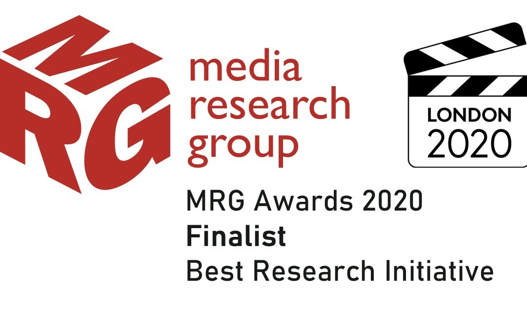MRG Best Research Initiative 2020